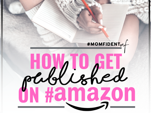 How To Get Published On #Amazon