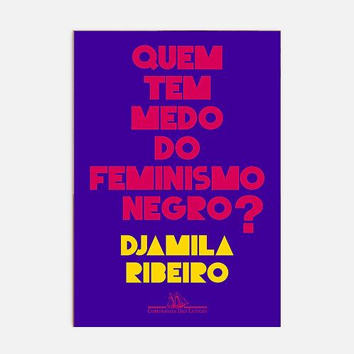 Quem tem medo do feminismo negro? - Djamila Ribeiro