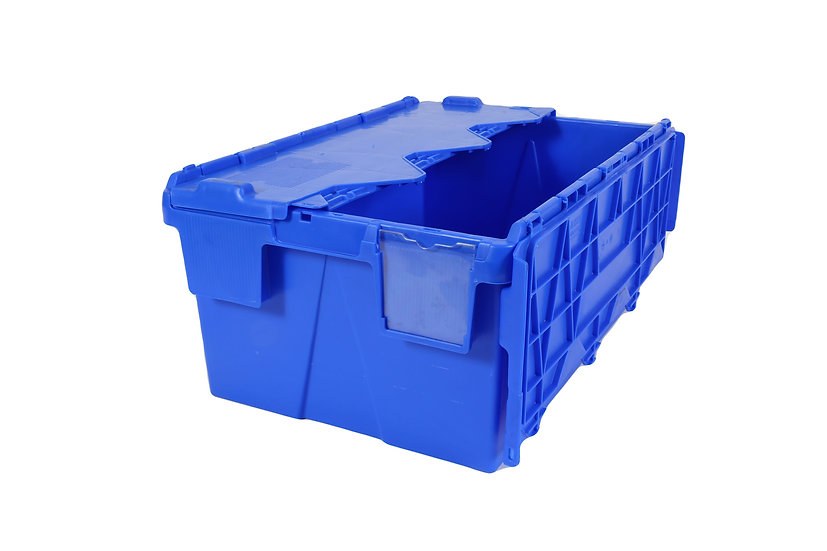 Attached Lid Container 48 Litres