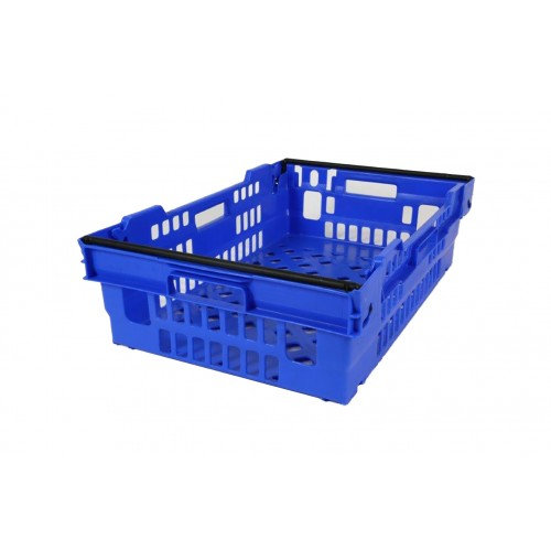 Dual Height Bail Arm Crate - 43 Litres