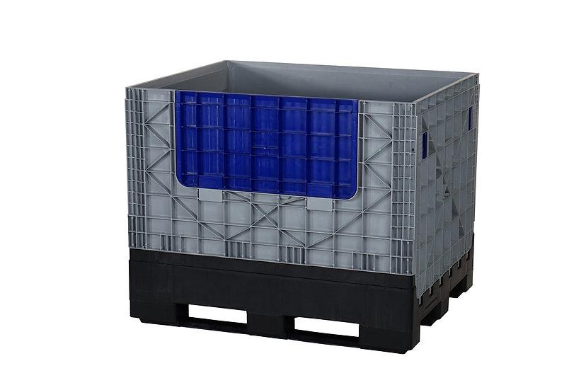 Folding Pallet Box 830 Litres