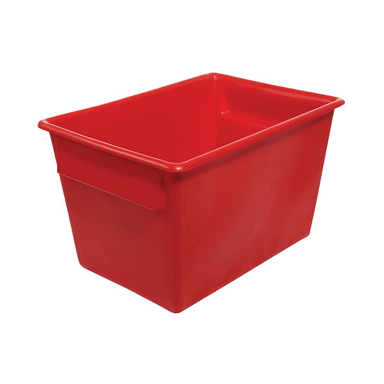 Food Grade Plastic Tapered Tank - 370 Litres