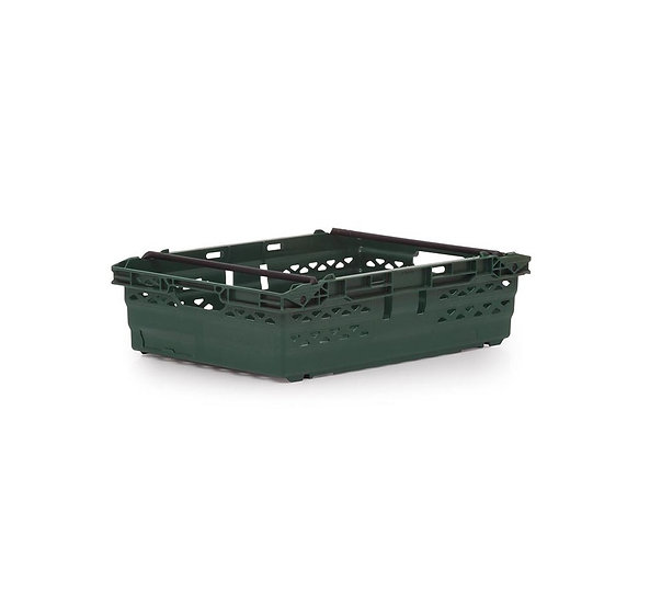 Stack & Nest delivery crate green