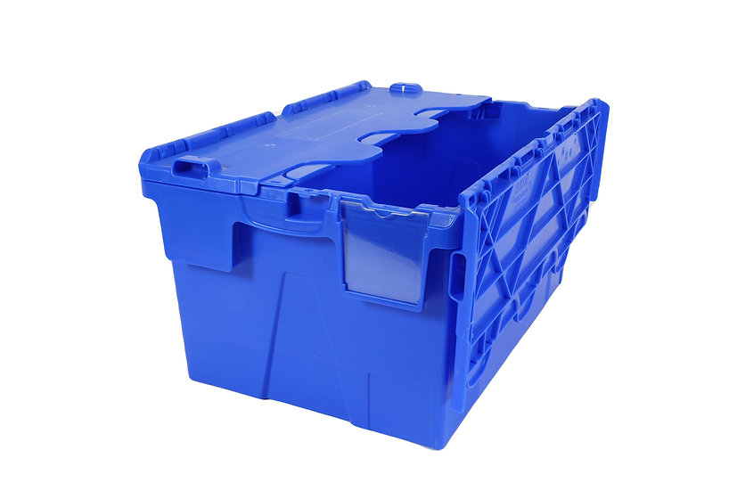 Attached Lid Container 54 Litre