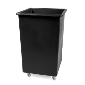 Plastic Truck 118 Litre - Recycled Black
