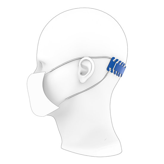 Face Mask - Ear Saver Strap