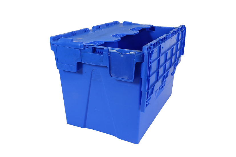 Attached Lid Container 70 Litre