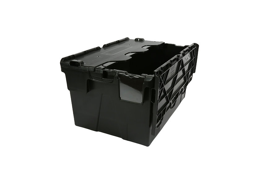 Attached Lid Container 54 Litres