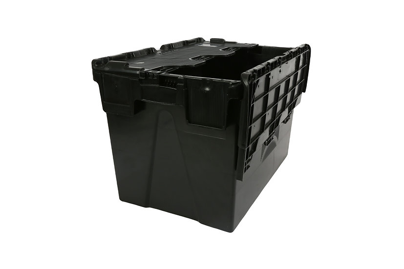 Eco Attached Lid Container 70 Litres