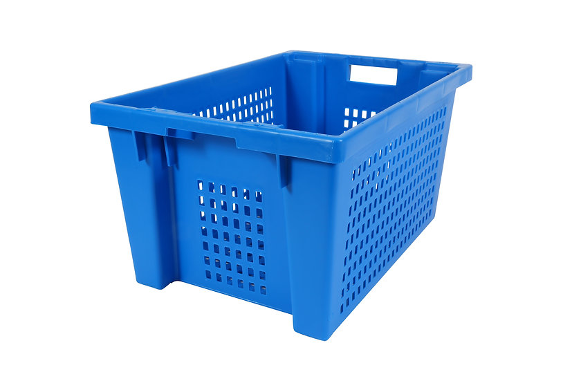 Stack & Nest Container Perforated 50 litres