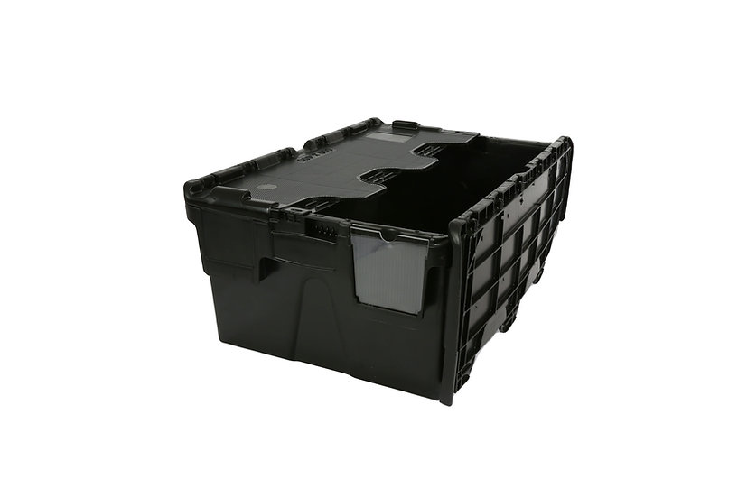 Attached Lid Container 40 Litres