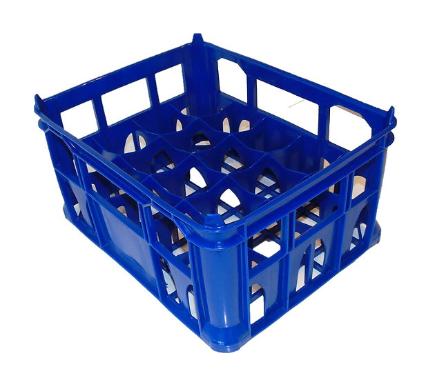 Milk Crate - 20 Bottle Capacity