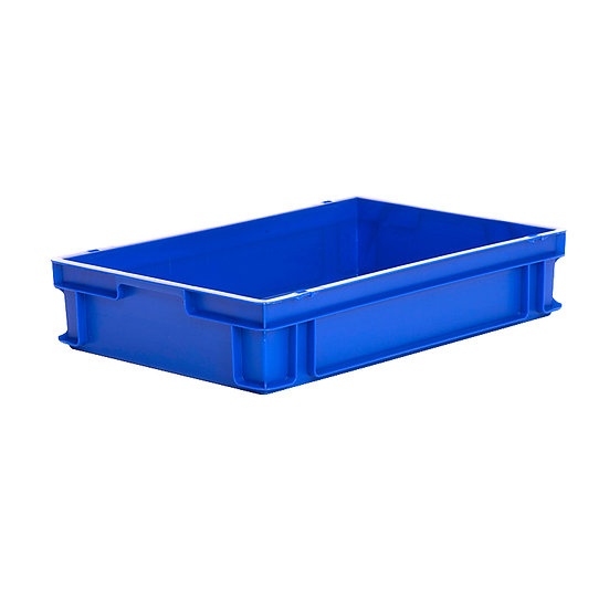 Euro Stacking Tray Solid 24 litres