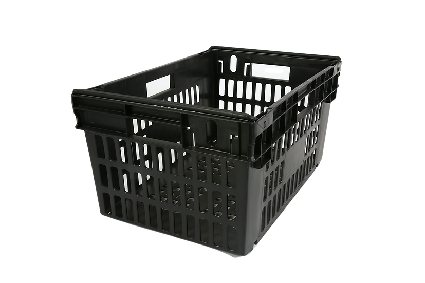 Recycled Bail Arm Crate - 53 Litres