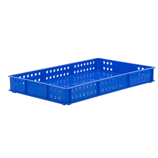 "Bakery Tray (30x18"") - Perforated sides and base"