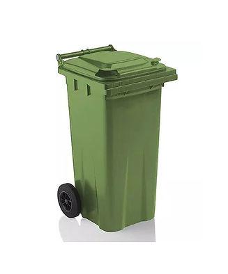 Green 120 litre wheelie bin.JPG