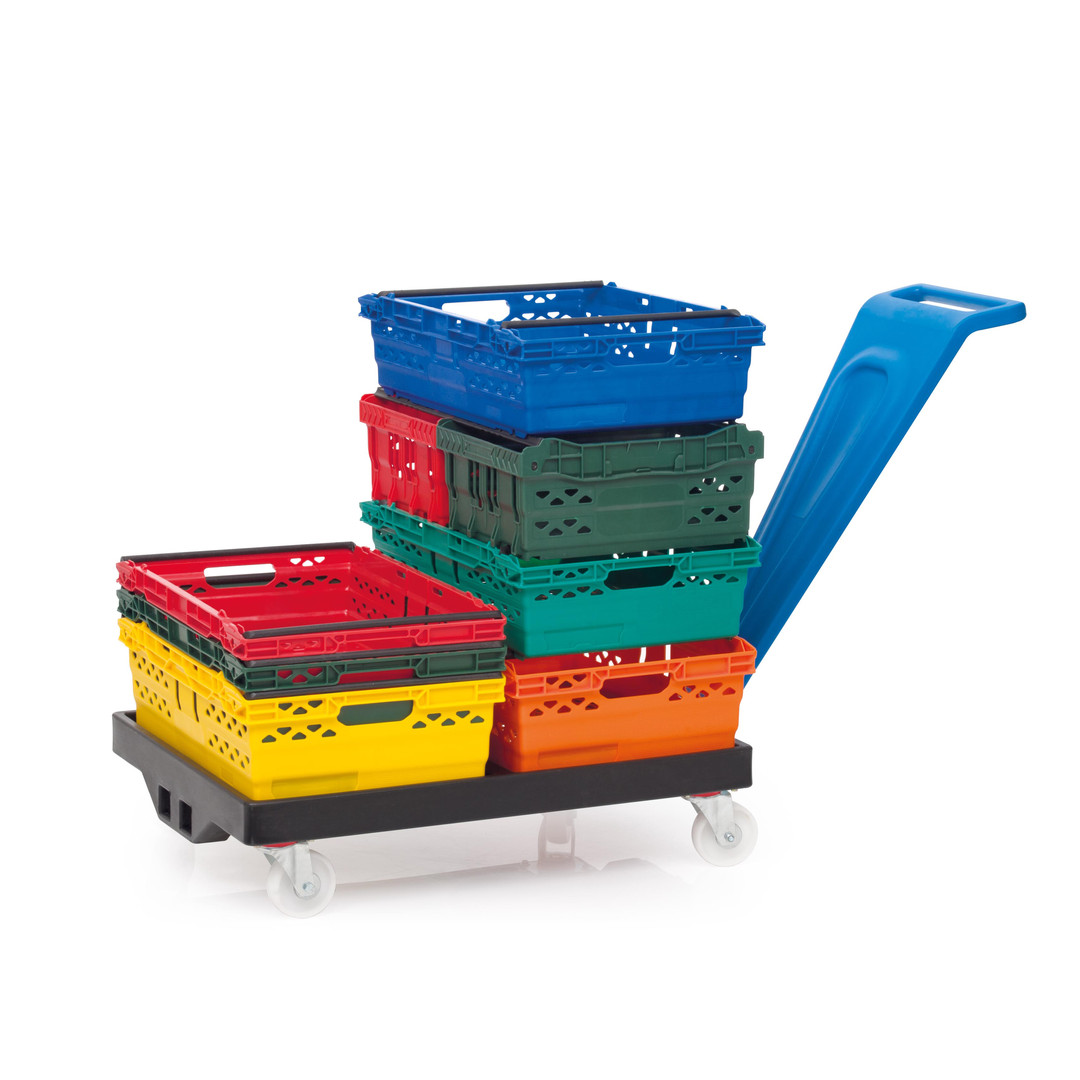 Bale Arm Stacking Trays, Tote boxes, Euro Stacking Trays, Bakery Trays