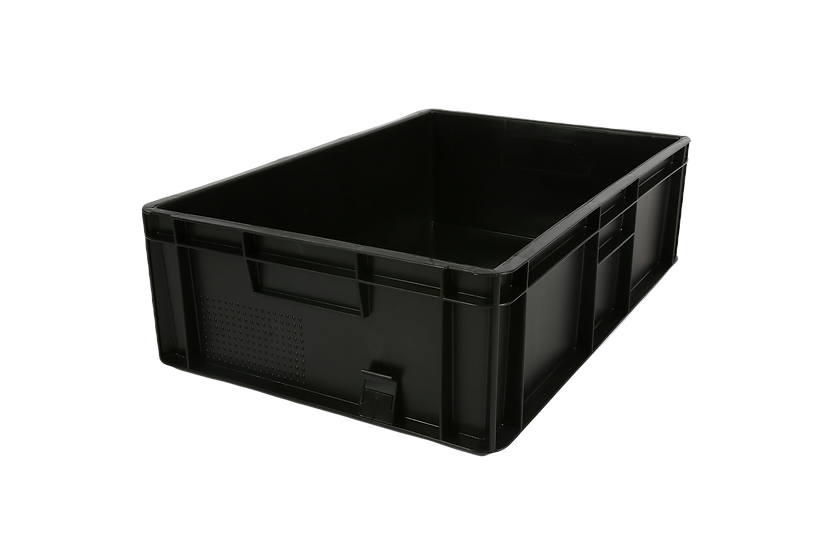 Recycled Euro Stacking Tray - 34 Litres