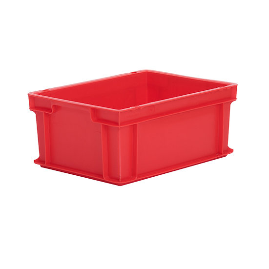 Euro Stacking Tray Solid 15.5 Litre