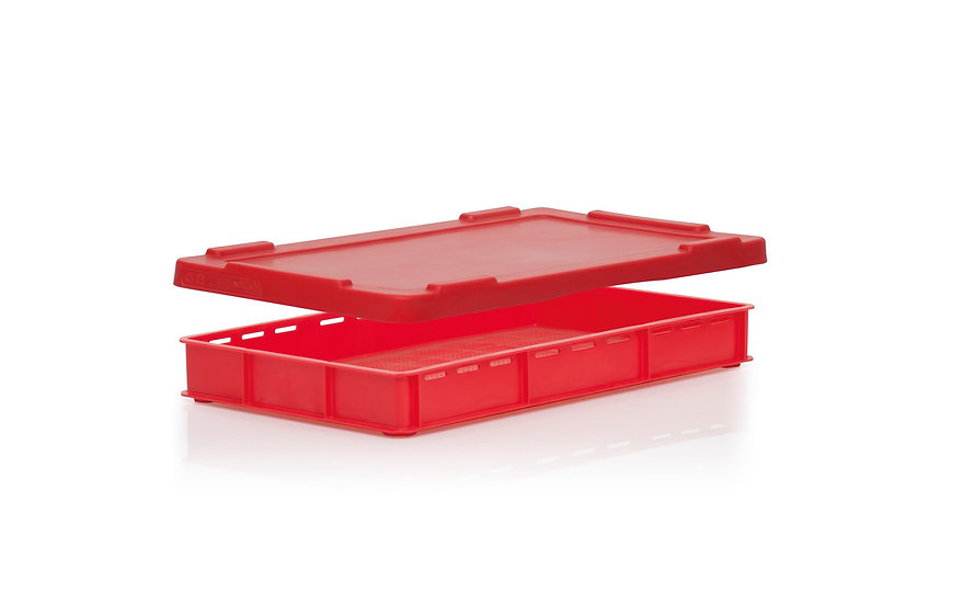 Drop on lid to suit 765x455mm Bakery tray range