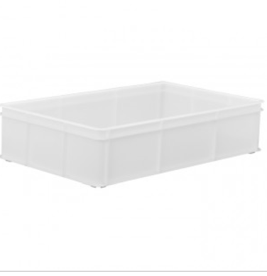 "Bakery Tray (30x18"") - Solid sides and Base"