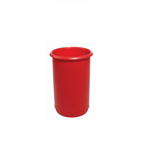 SB70 Foodgrade stacking bin red