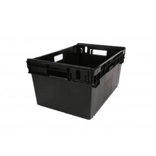Recycled Bail Arm Crate Solid - 53 Litres