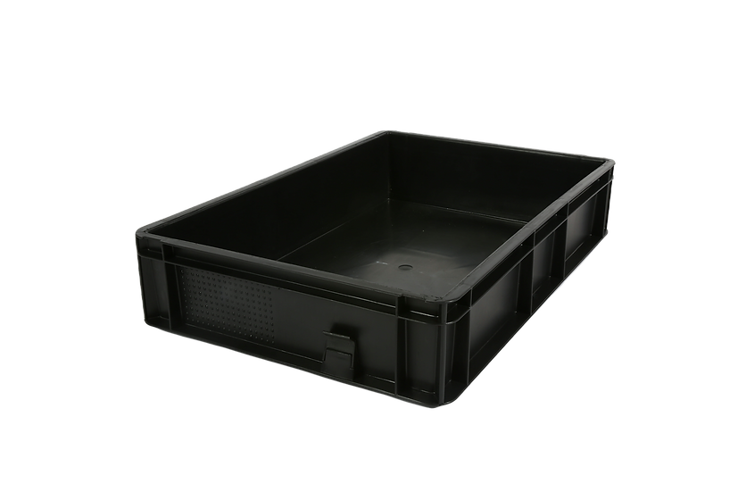 Recycled Euro Stacking Tray - 23 Litres