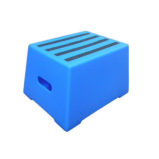 Heavy Duty Plastic Single Safety Step