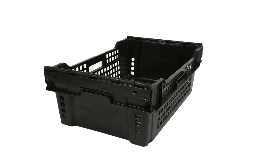 Recycled Swing Bar Crate - 38 Litres