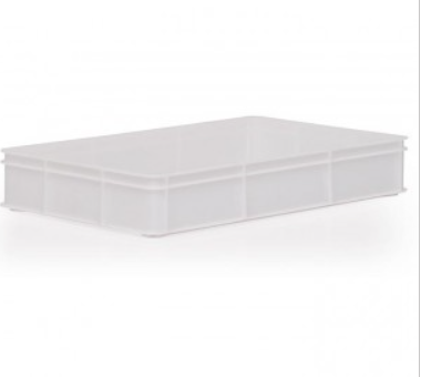 """Bakery Tray (30x18"""") - Solid sides/base (no hand holes)"""