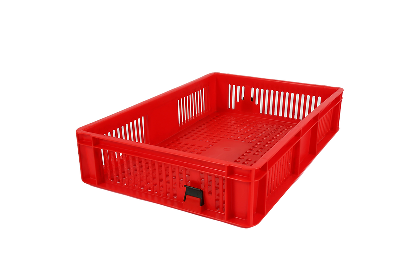 Euro Stacking Tray Perforated - 23 Litres