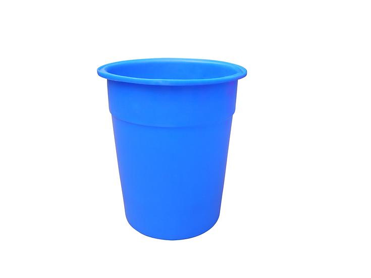 Food Grade Plastic Tapered Bin - 110 Litres