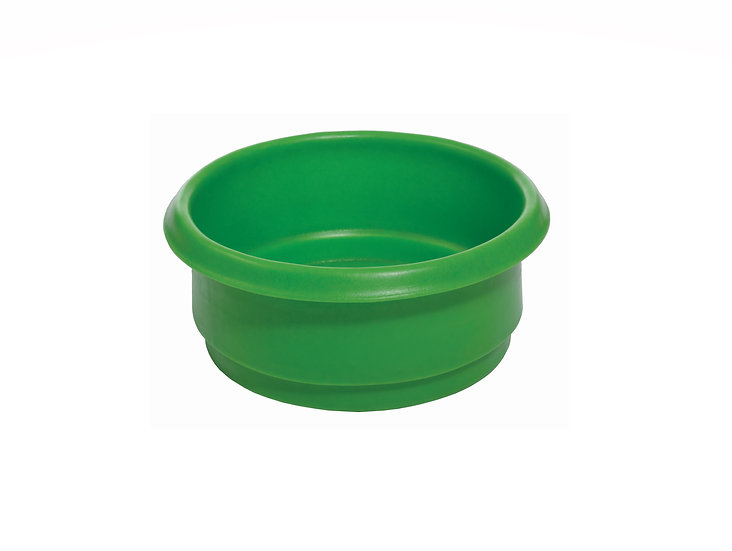SB20 Food Grade Stacking Bin Green