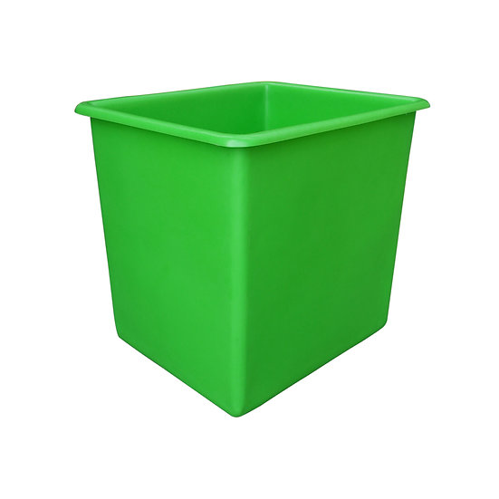 Food Grade Plastic Tapered Tank 135 Litres