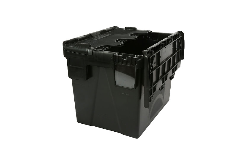 Attached Lid Container 25 Litres
