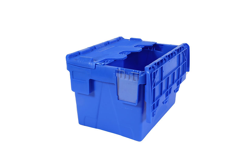 Attached Lid Container 22 Litres