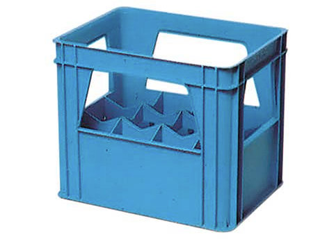 Bottle Crate / Wine Crate - 1 Litre