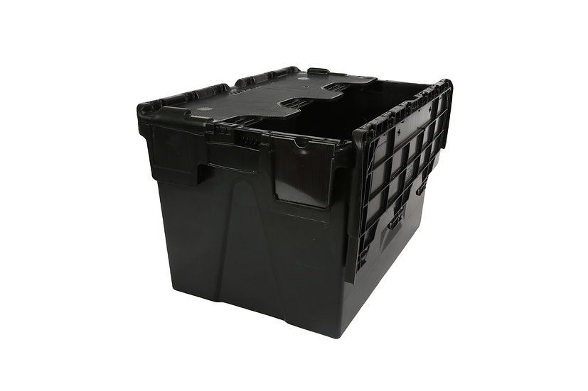 Attached Lid Container 65 Litre