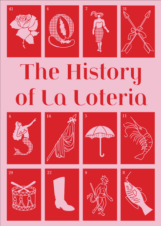 Project: History Book on La Loteria!
