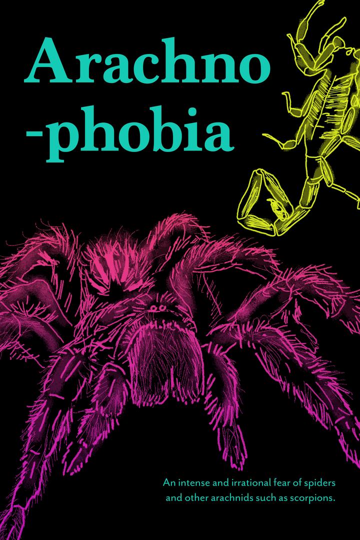 Phobia Poster 1