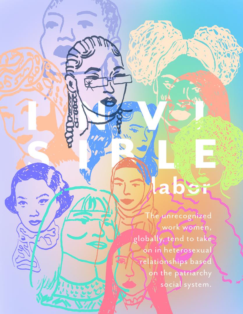 Invisible Labor Poster