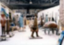 fonderie d'art barelier romain