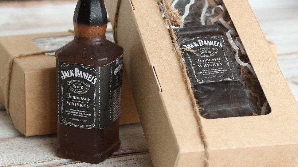 Мыло мужское Jack Daniels