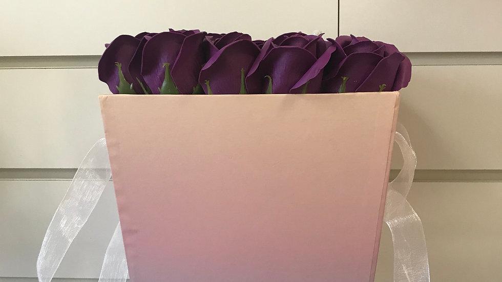 Букет из декоративных роз