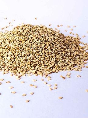 Unpolished White Sesame Seeds 200gms