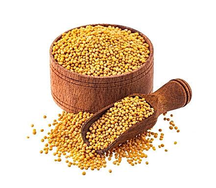 Yellow Mustard Seeds | 200gms