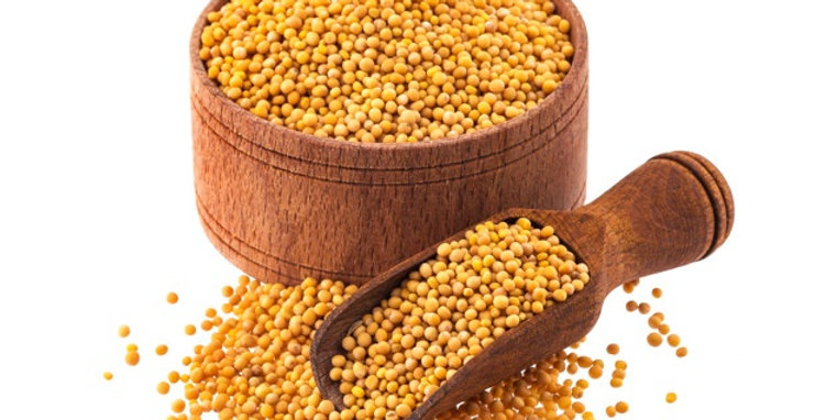 Yellow Mustard Seeds | 200gms