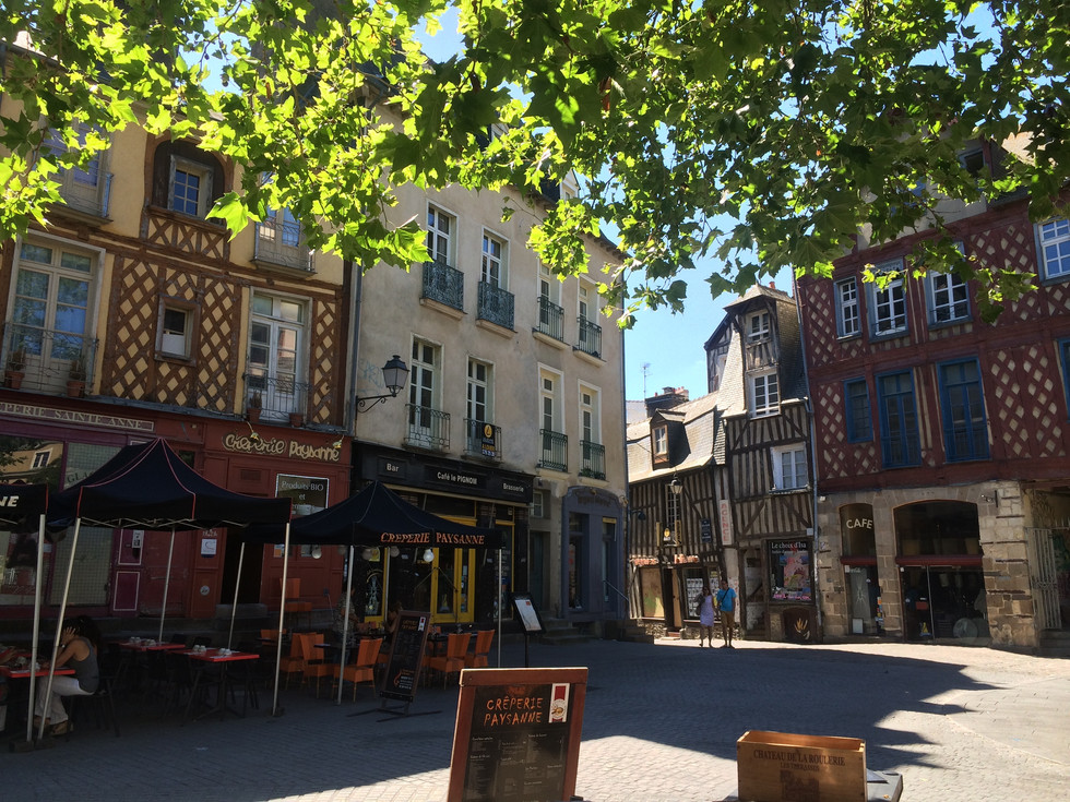 The City of Art and History - Rennes, France