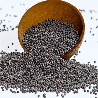 Black Mustard Seeds | Bold | राई | काली सरसों के बड़े बीज | Wholesome | 50gms